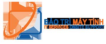 Bảo Trì Máy Tính - Dịch vụ IT Văn Phòng